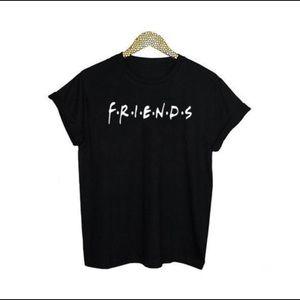 Black Friends T-shirt